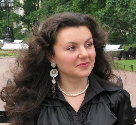 Светлана Ершова - кандидат искусствоведения, преподаватель