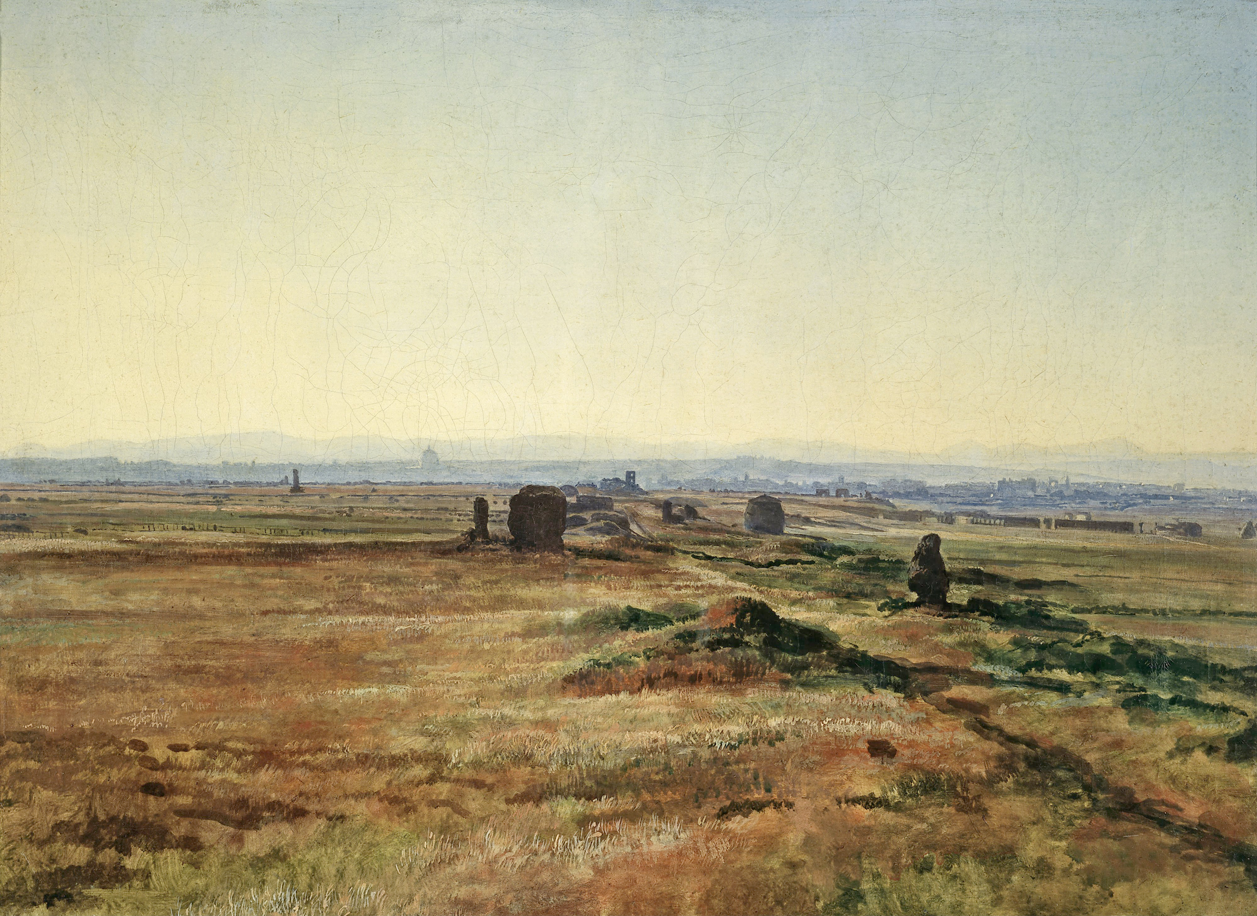 Александр иванов аппиева дорога