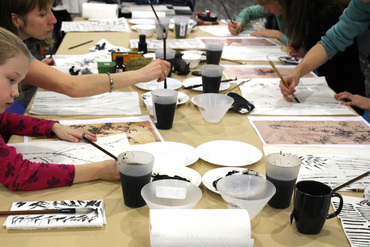 Школа рисования для взрослых в Москве