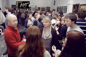 """Выставка работ учеников художественной студии """"ПроАрт"""""""